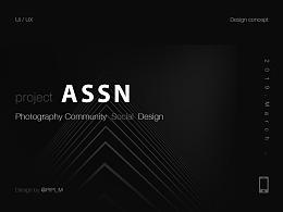 Assn UI/UX Design