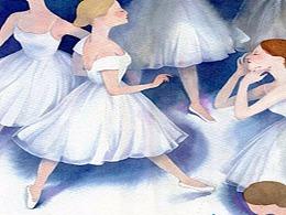 艺舞舞蹈培训网页设计