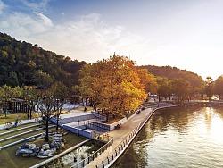 东湖绿道磨山段景观设计