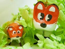 FOX 黏土