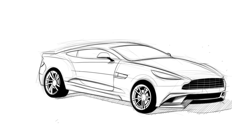 汽车手绘|工业/产品|交通工具|mrnonsense - 原创作品