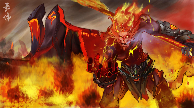 英雄联盟之三味真火