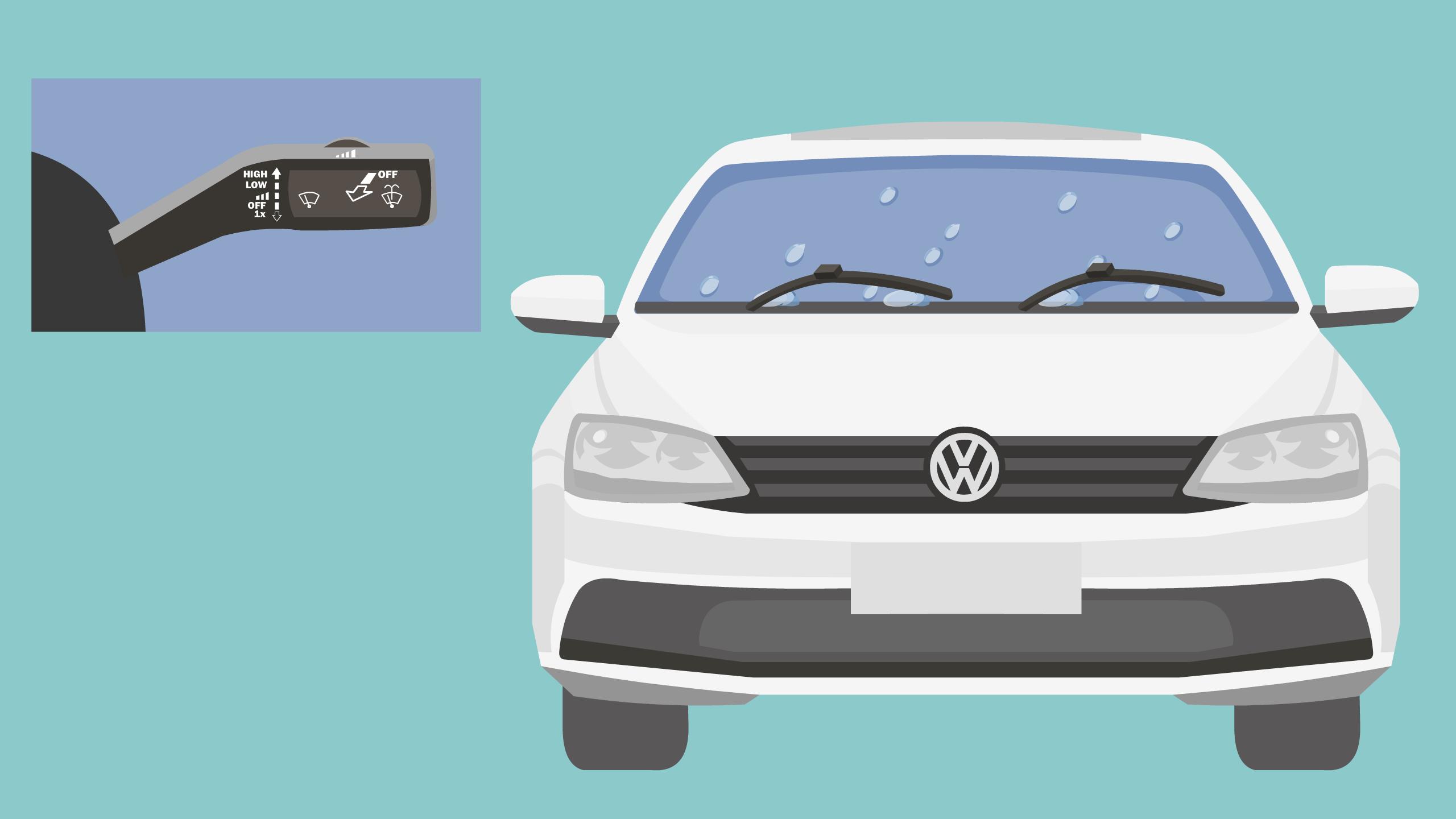 大众汽车mg广告动画《上课了我的车》