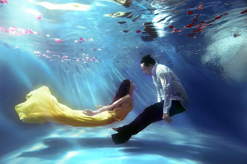 2013.collection 我唯美的系列水下摄影作品