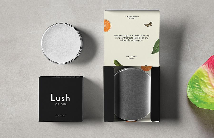 查看《LUSH - Conceptual Redesign》原图,原图尺寸:1400x900