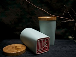 苏州博物馆文创—文徵明主题产品【衡山杯】