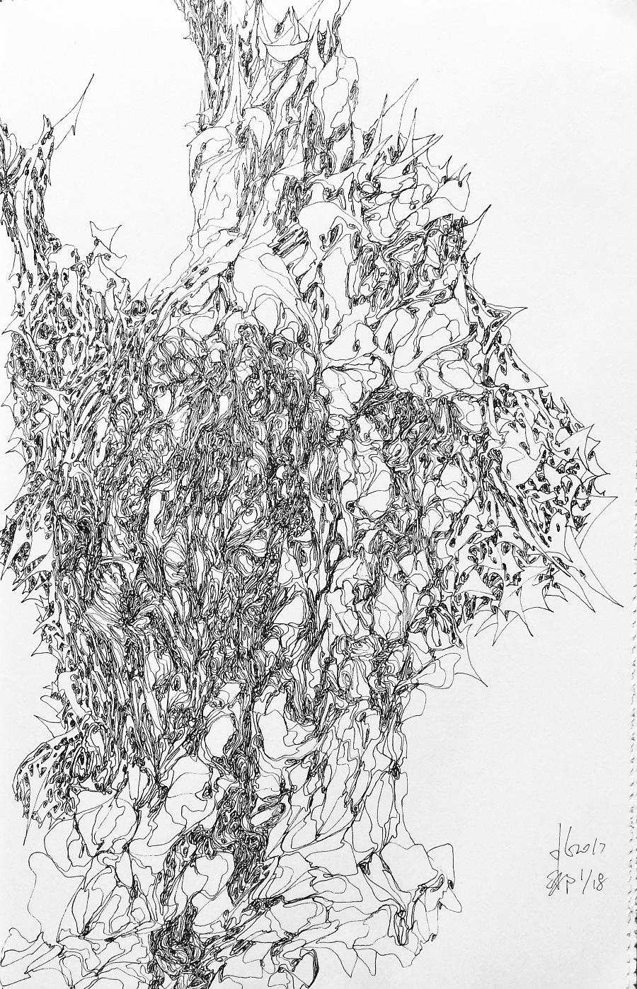 查看《线体日记(2017)》原图,原图尺寸:2023x3143