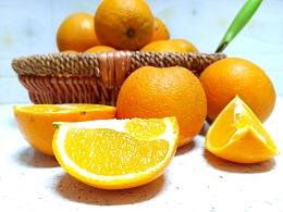 家乡的脐橙