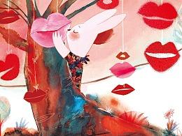 《一树亲亲》绘本