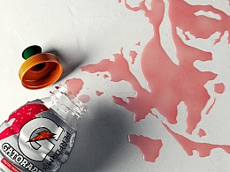 Gatorade | Spills art