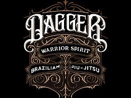 Dagger Fonts