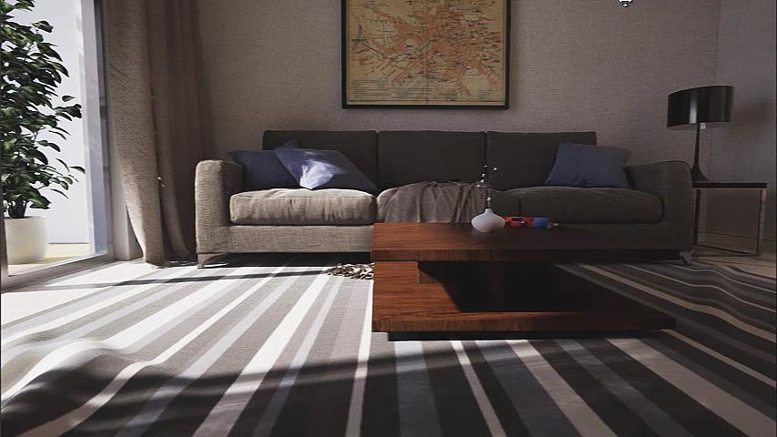 ue4 - little house 练习|室内设计|空间|iwmi - 原创图片