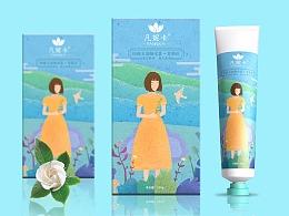 《凡妮卡》品牌系列包装设计