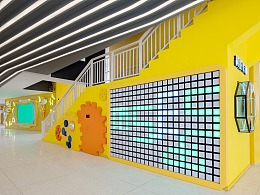 佛山梅沙双语学校「科技长廊&艺术长廊」施工执行落地