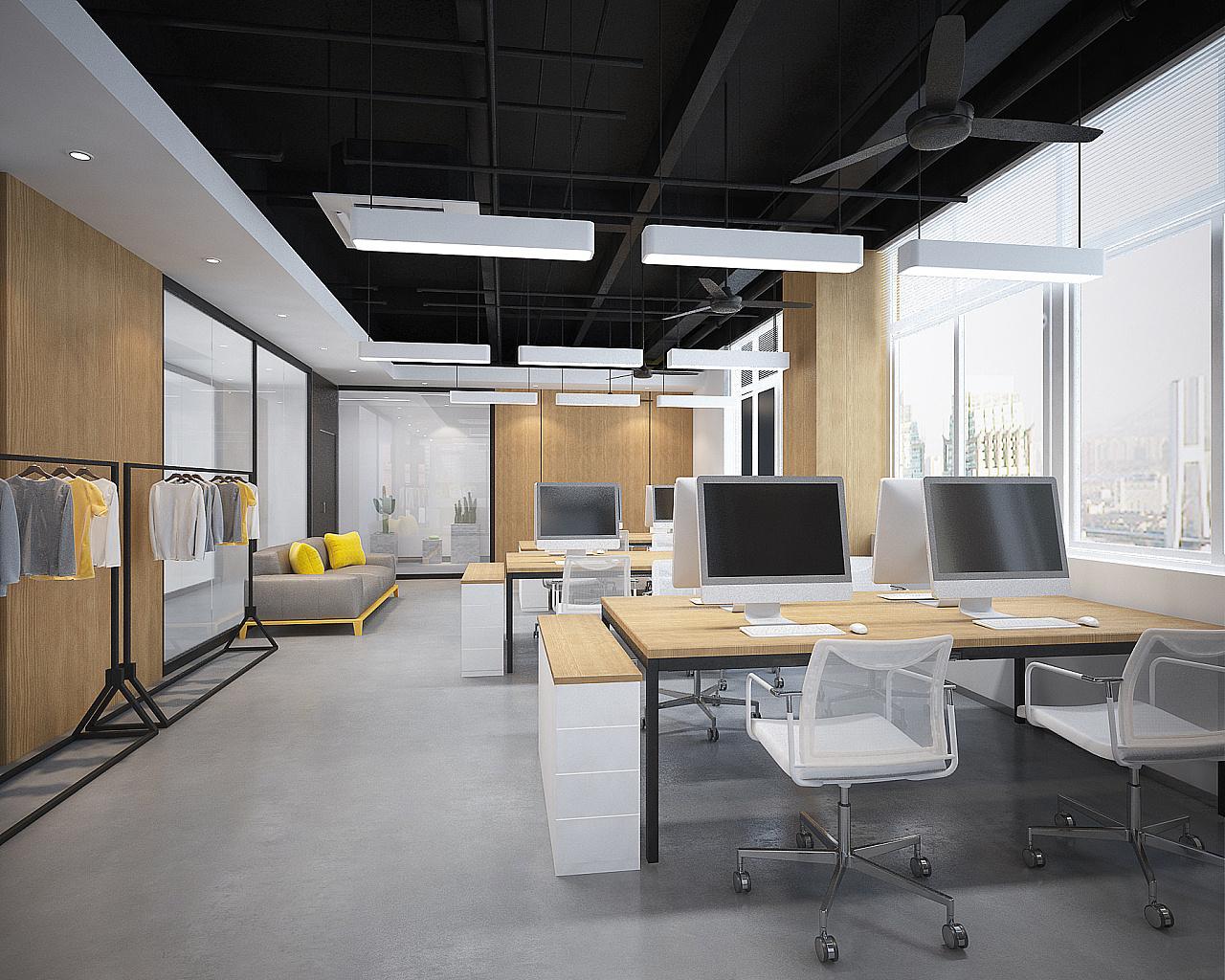 贵阳现代简约v空间空间装修设计效果图!|空间|室内设计ui设计师应该书的看、图片