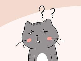 你为什么给猫剪指甲?怕被它挠...
