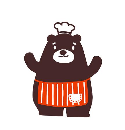 卡通形象-cook熊图片