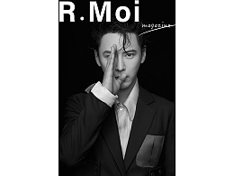 《R.Moi Magazine》十一月刊封面人物-演员书亚信