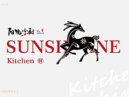 餐饮标志设计品牌视觉中国风新中式设计