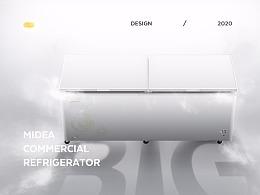 美的冷柜全案新视觉分享