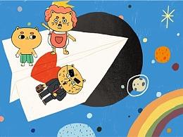 《父母星人》动画分镜场景插图