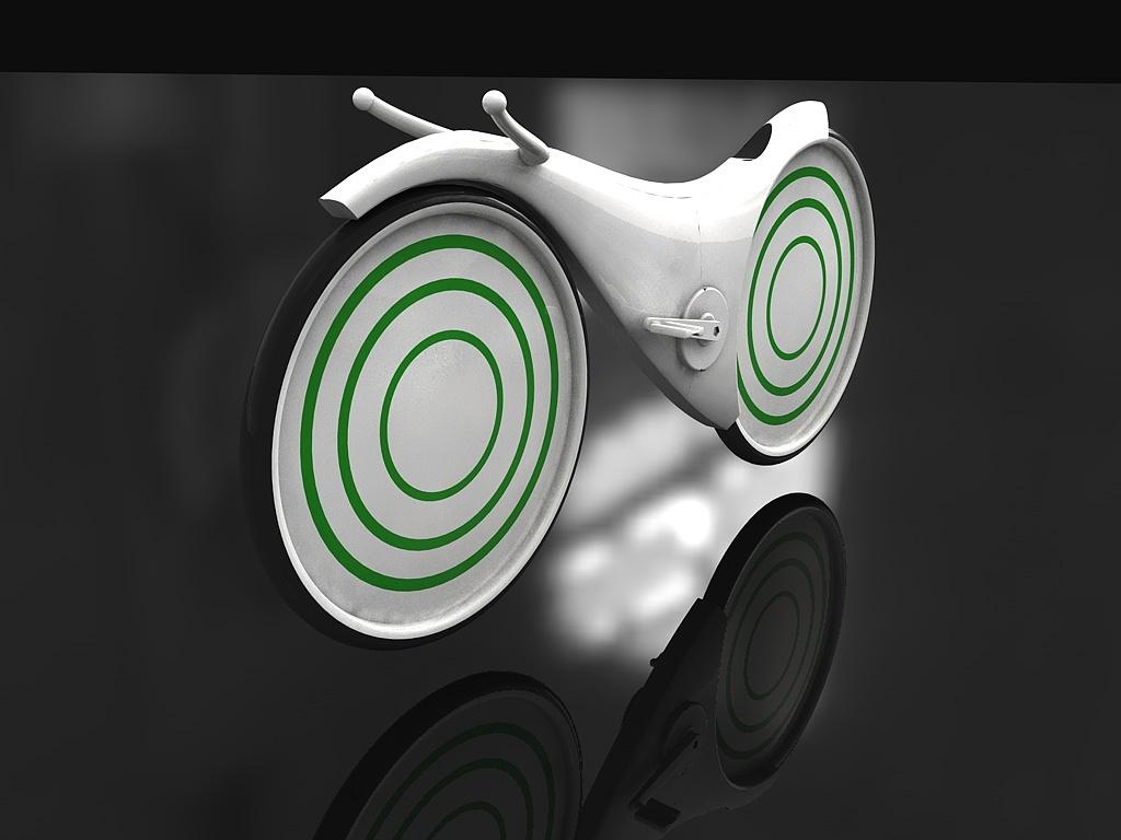 仿生设计,蜗牛!      图片