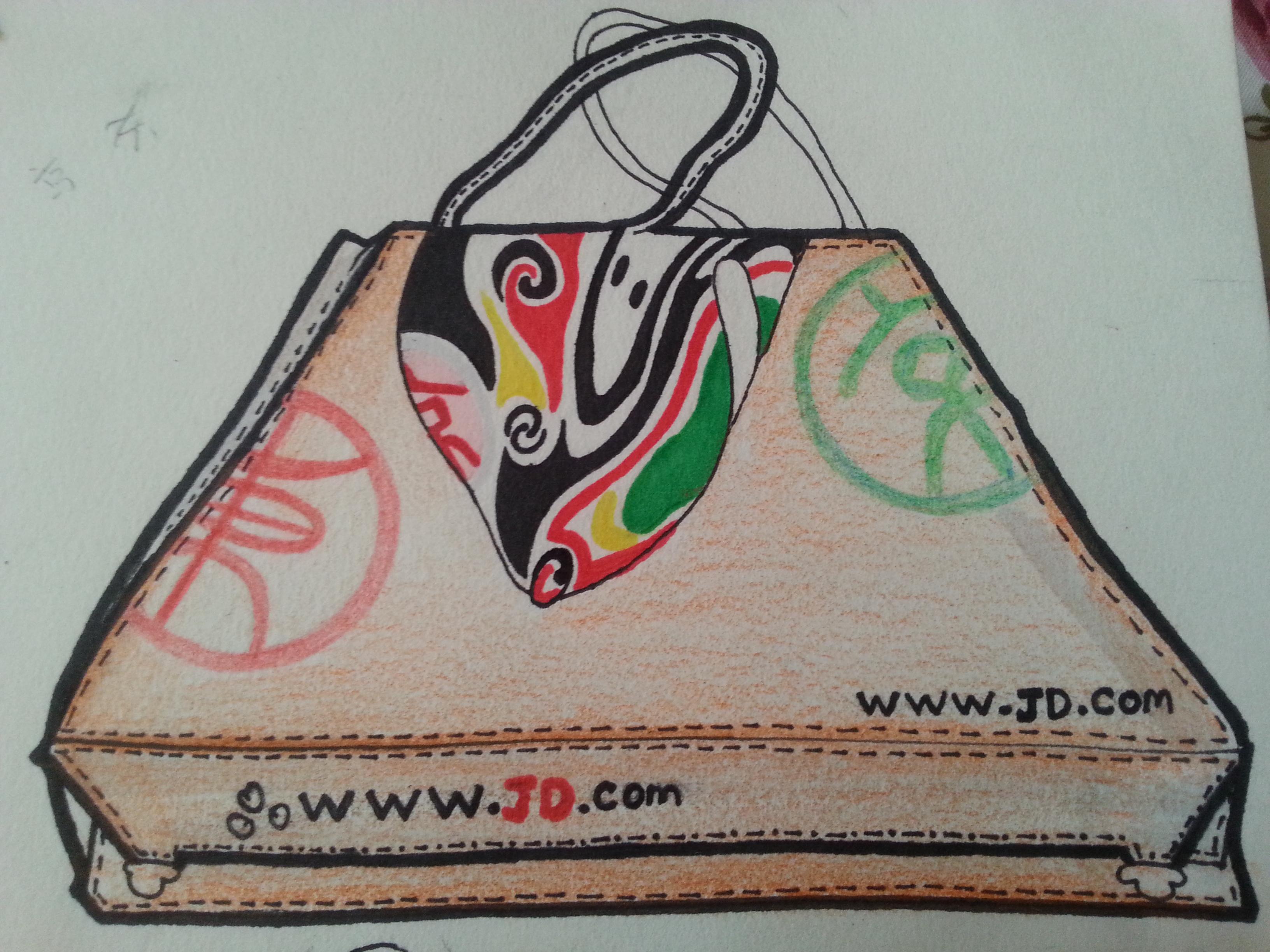 joy 设计手袋|工业/产品|礼品/纪念品|邵大志 - 原创图片