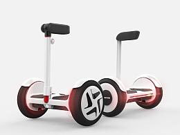 INMOTION-乐行天下2019年新品-E系列两轮平衡车