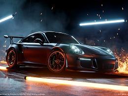 [Unreal Engine] PORSCHE 911 GT3 RS: THE REVOLUTIO