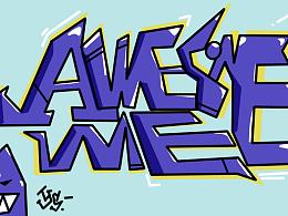 【涂鸦】A.M.E