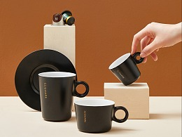 【咖啡杯摄影】心想✖️创左派CZUOPAI