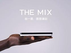 THE MIX 充电硬盘