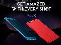 PlayX手机产品页
