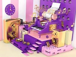 钢琴音乐节