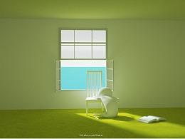 窗-午后的光