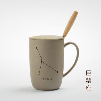 12星座马克杯|器皿|工业/产品|笑鸟 - 原创设计作品