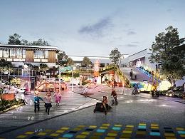 孩子的奇妙视角就是商场儿童空间设计的最佳灵感