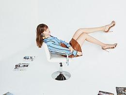 时尚服装室内平面摄影/fashion photography