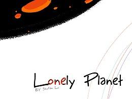 Destination: Lonely Plante