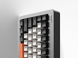 FILCO键盘详情页产品建模渲染-案例分享
