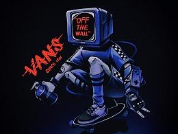 #VANS#in the future