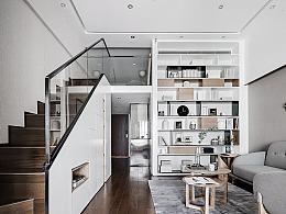 EHOO易虎设计 | 50㎡的MUJI公寓
