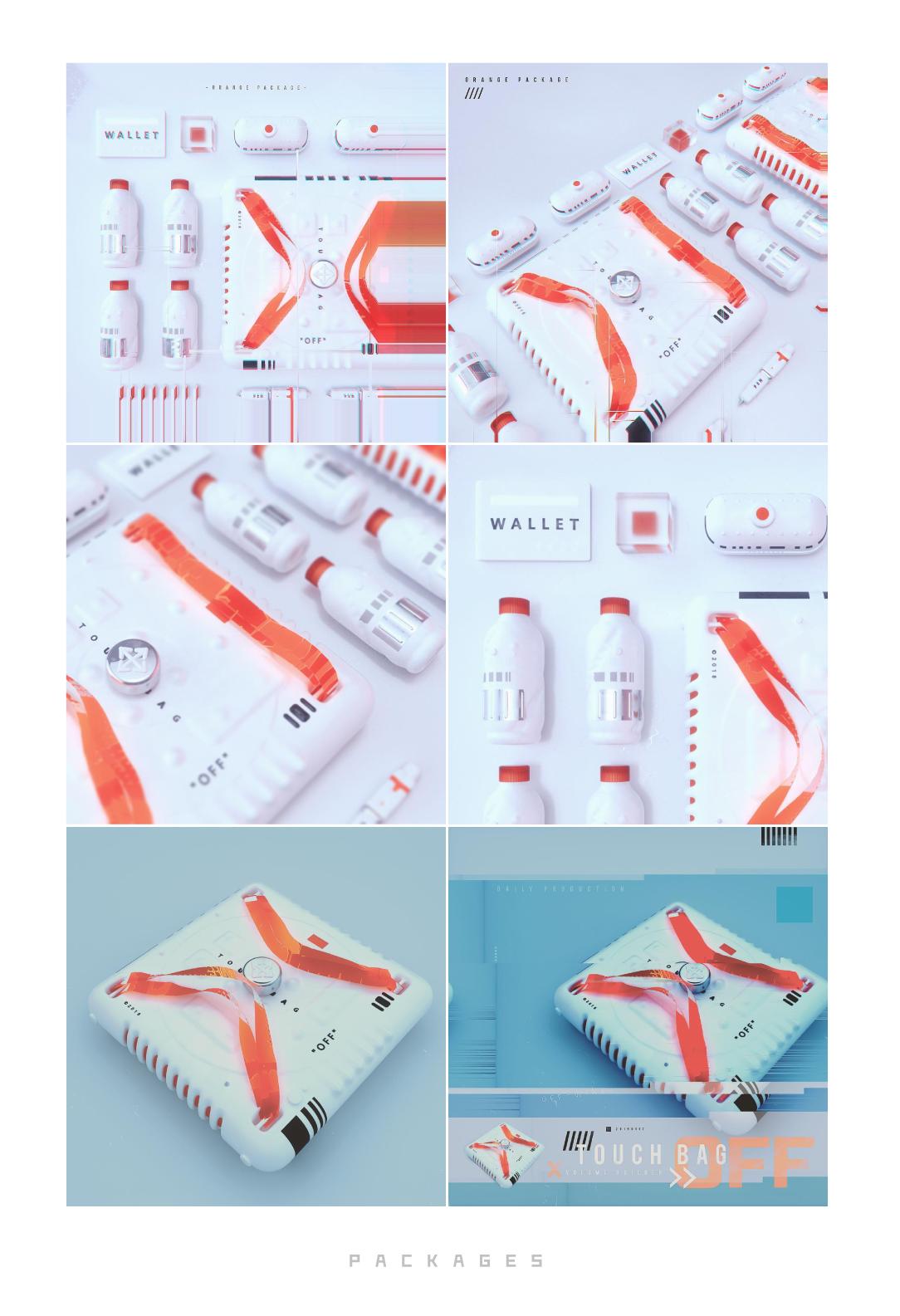 查看《梅红C4D 图形每日设计 (八)》原图,原图尺寸:1084x1585