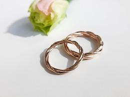 梵尼洛芙珠宝   结婚对戒系列设计