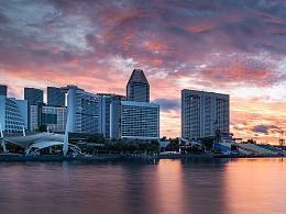 新加坡城市建筑摄影