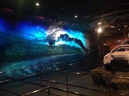 万达电影乐园主题壁画设计