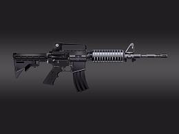 M16拟物标练习