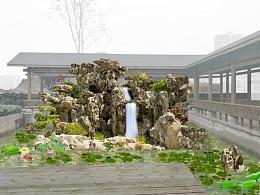 假山设计施工-蓉沐源淋景观工程