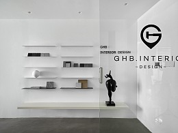 GHB空间设计丨 工装实景 丨关乎