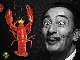 达利龙虾?!